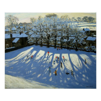 Tideswell Derbyshire Póster