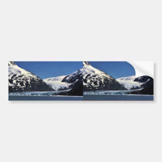 Tidewater Glacier Bumper Sticker
