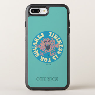 Tidiness Is For Squares OtterBox Symmetry iPhone 7 Plus Case