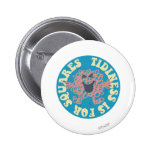 Tidiness Is For Squares Pinback Button