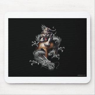 TIDRA DRAGON SLAYER MOUSE PAD