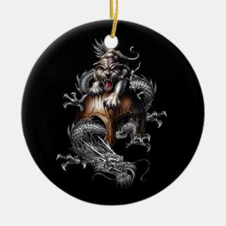 TIDRA DRAGON SLAYER CHRISTMAS TREE ORNAMENT