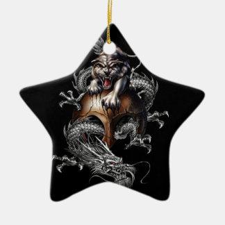 TIDRA DRAGON SLAYER CHRISTMAS ORNAMENT