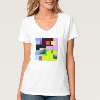 Tidy Abstract T-Shirt