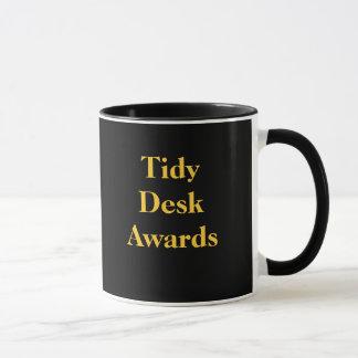 Tidy Desk Awards - Where did YOU come? Mug