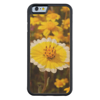 Tidy Tip Wildflowers Carved® Maple iPhone 6 Bumper Case