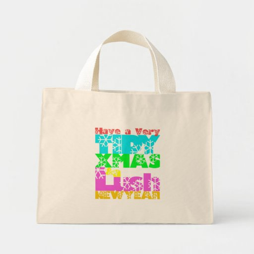 Tidy Xmas bag