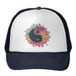 Tie0Dye Yin-Yang Trucker Hat