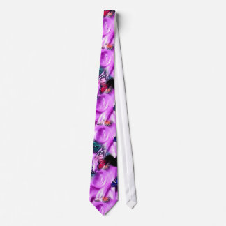 Tie 2 de la mariposa del pelo de señora Men's Corbatas Personalizadas