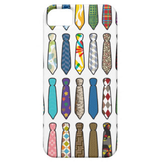Tie a day black stroke.png iPhone SE/5/5s case