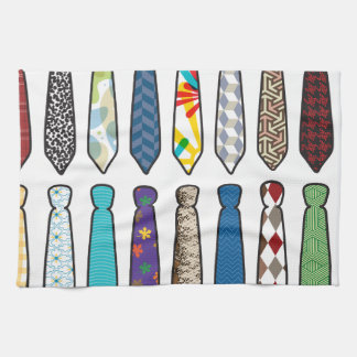 Tie a day black stroke.png kitchen towels