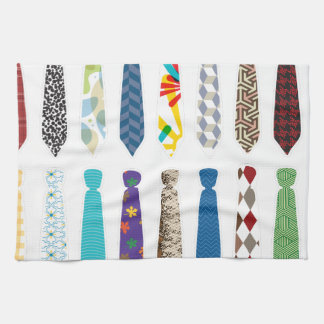 Tie a day white stroke.png kitchen towels