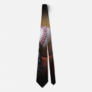 Tie: Baseball Season Tie