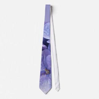 tie - blue hydrangeas