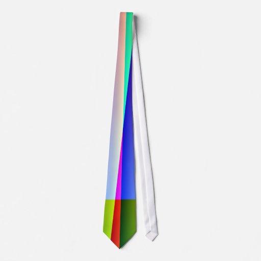 Tie: Complementary Pastels Neck Tie