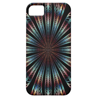 Tie Die Fractal Barely There iPhone 5/5S Case