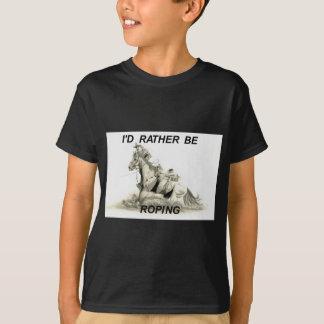 Tie Down Roper T-Shirt