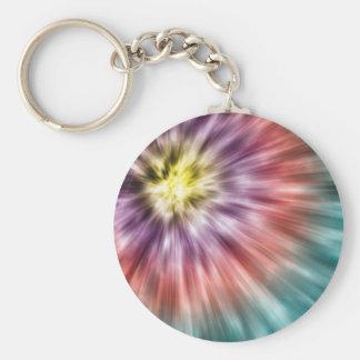 Tie Dye #5 Keychains