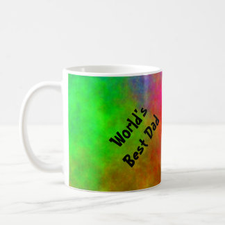 Tie-Dye Abstract Coffee Mug