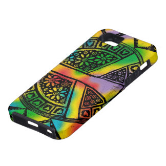 Tie Dye Afternoon iPhone SE/5/5s Case