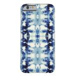 Tie Dye Blues iPhone 6 Case