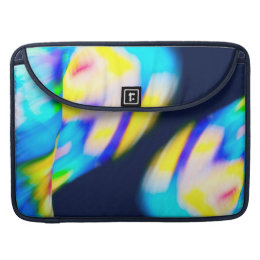 Tie-dye Blur Sleeve For MacBook Pro