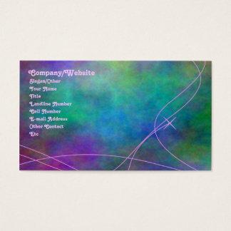 Tie-Dye Business Card