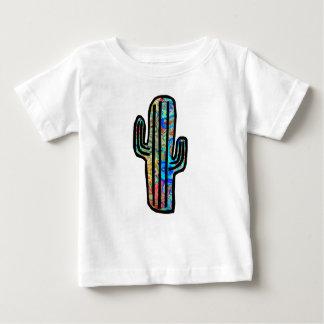 Tie Dye Cacti Baby T-Shirt