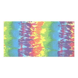 Tie-Dye Card