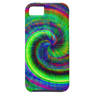 Tie-Dye case iPhone 5 Case