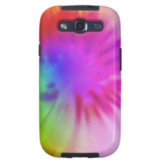 Tie Dye Samsung Galaxy SIII Cases