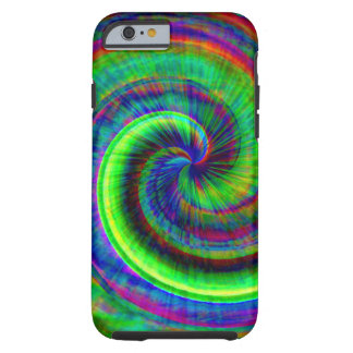 Tie-Dye case Tough iPhone 6 Case