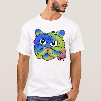 Tie-Dye Cat T-Shirt