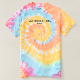 Tie-Dye Chris Nye 2 T-shirt