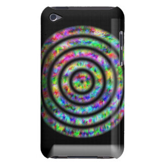 Tie Dye Circles Barely There iPod Case