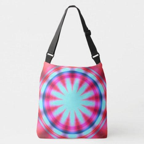 Tie Dye Crossbody Bag