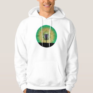 Tie Dye Disc Golf Basket Sweatshirt