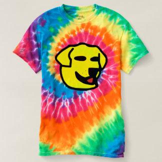 Tie Dye Dog T-shirt