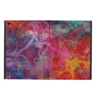 Tie-Dye Fabric iPad Air Powis Case iPad Air Covers