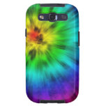 Tie Dye Galaxy SIII Covers
