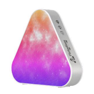 Tie Dye Galaxy Speaker
