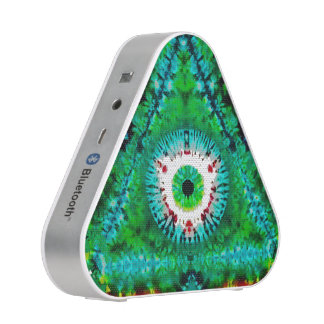 """Tie-Dye """"Illuminous"""" Bluetooth Speaker"""