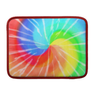 Tie-dye MacBook Air Sleeve