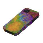 Tie Dye IPHONE 4 Case by designer Jai Dean