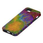 Tie Dye IPHONE 5 Case by designer Jai Dean