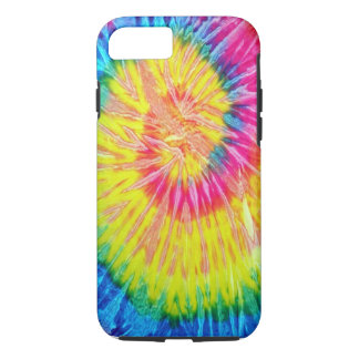 Tie Dye iPhone 7 case