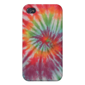 Tie Dye  Cover For iPhone 4