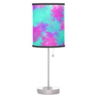 Tie Dye Lamp