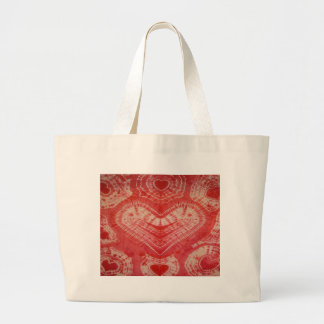 Tie-Dye Large Tote Bag