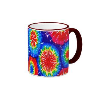 Tie Dye Lovers Mug